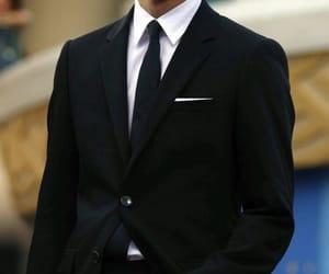 blazer, fashion, and mens wear image