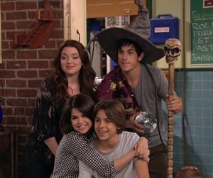 2009, actress, and wizards of waverly place image