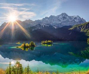 deutschland, germany, and lake image