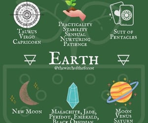 astrology, crystal, and crystals image