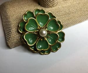 etsy, st patricks day, and flower pin image