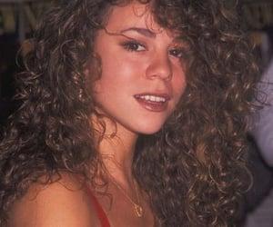 Mariah Carey, 90s, and 80s image