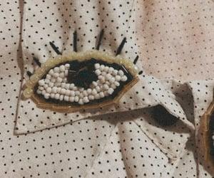 art, eye, and bordado image