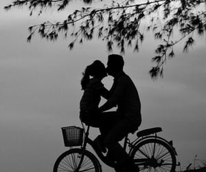 ambience, couple, and girl image