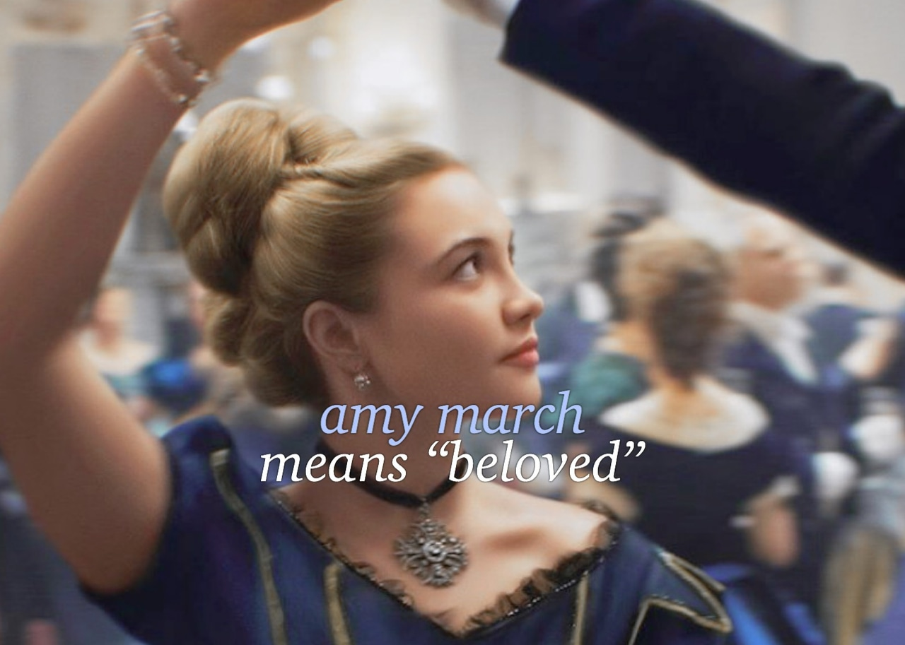 amy, florence pugh, and little women image