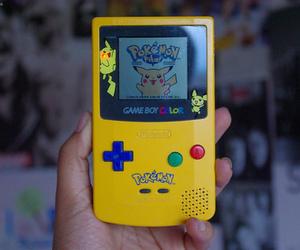 pokemon, game, and game boy image
