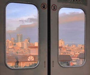 aesthetic, city, and happy image