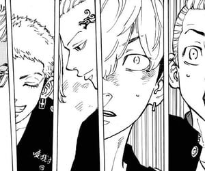manga and tokyo revengers image