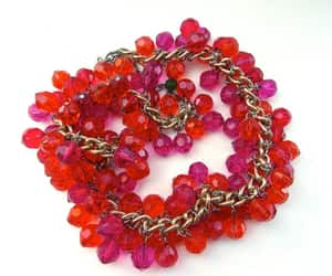 cluster, disco, and dangle beads image
