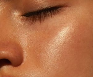 makeup, skin, and beauty image