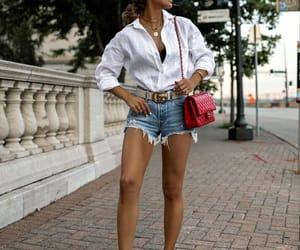 blogger, gucci shoes, and gucci mules image