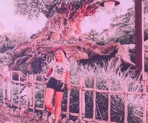 Animal kingdom, disney, and girl image