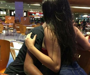 tumblr, casal, and couple image