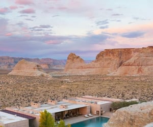 beauty, travel, and hotel image