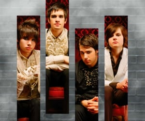 band, panic at the disco, and rock image