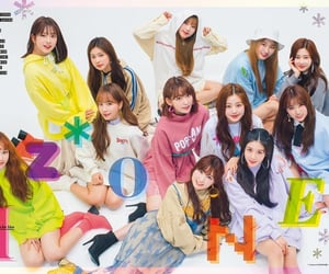 izone, magazine, and kpop image
