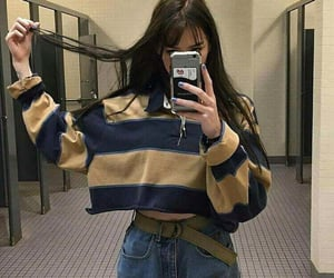 girl, outfit, and clothes image