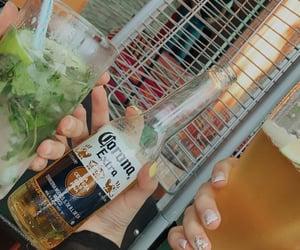 alcohol, drunk, and mojito image