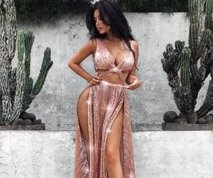 beauty, bra, and fashion image
