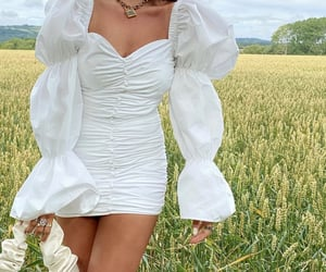 aesthetic, chic, and dresses image