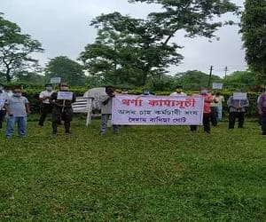 protest, acks, and assam news image