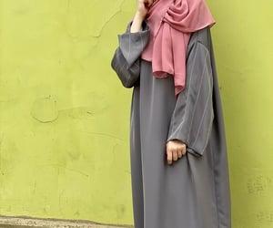 beauty, hijab, and inspo image