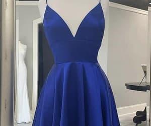 cocktail dress, dresses, and evening dress image