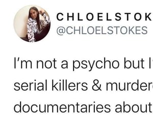 Psycho, documentaries, and serial killer image