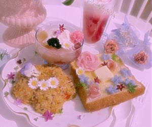aesthetic, theme, and food image