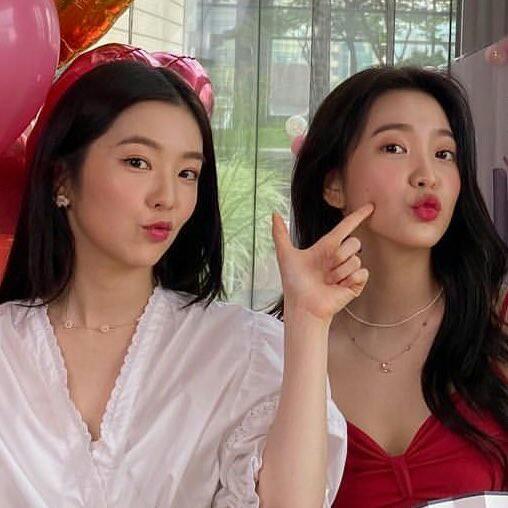 bae, kim, and red velvet image
