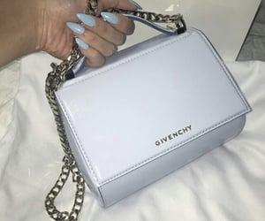 Givenchy, bag, and nails image