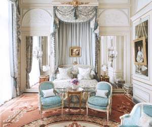 bedroom, palace, and dream home image