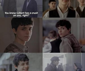 anne, gilbert blythe, and whit an e image