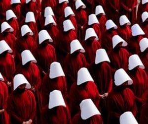 book, margaret atwood, and handmaid´s tale image