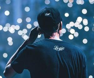 hip hop, logic, and mood image