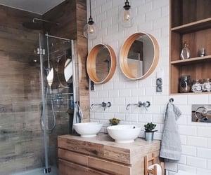 bathroom, home, and decor image