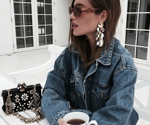 accessories, hair, and hipster image