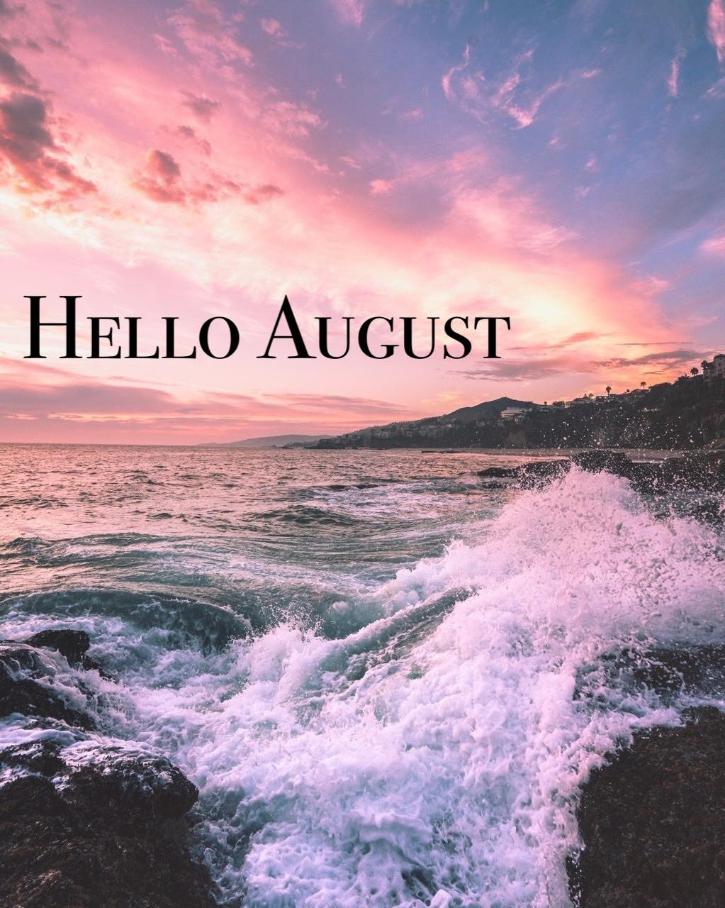article, August, and quotes image