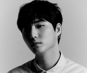 black and white, day6, and photoshoot image