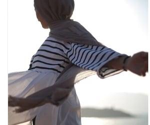fashion, hijab, and life image