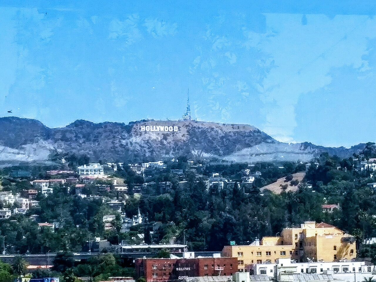 escape, hollywood, and dreamhotel image