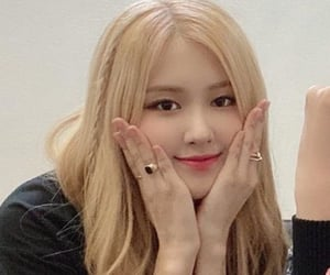 kpop, rose, and lq image