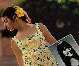 60s, aesthetic, and cute image