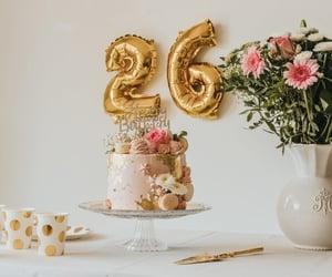 26, birthday, and flower image