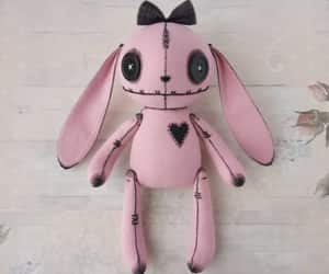 alternative, bunny rabbit, and creepy cute image