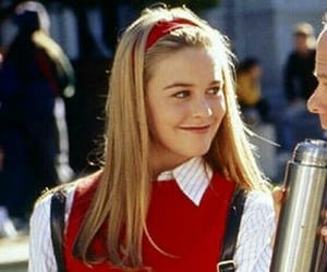 Clueless, 90s, and alicia silverstone image
