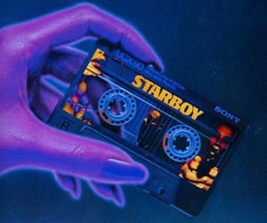 starboy, aesthetic, and music image