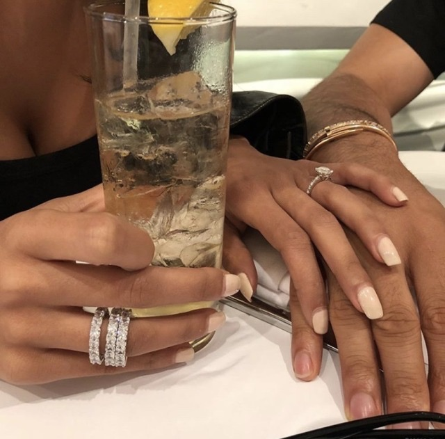 couples, date, and hands image