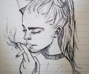 art, malo, and portrait image