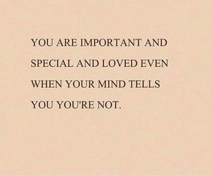 loved and quote image